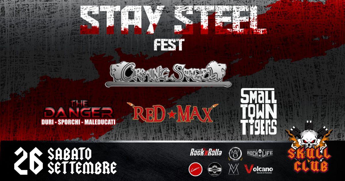 Stay steel Fest